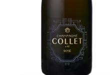 Champagne Collet. Brut rosé