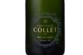 Champagne Collet. Brut art deco