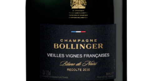 Champagne Bollinger. Vieilles Vignes Françaises