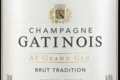 Champagne Gatinois. Brut tradition