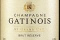 Champagne Gatinois. Brut réserve