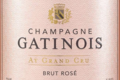 Champagne Gatinois. Brut rosé