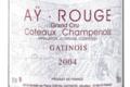 Champagne Gatinois. Côteaux Champenois