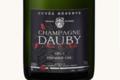Champagne Dauby. Réserve brut premier cru
