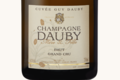 Champagne Dauby. Cuvée Guy Dauby