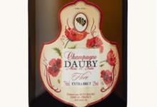 Champagne Dauby. Cuvée Flore