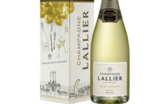 Champagne Lallier. Blanc de blancs grand cru