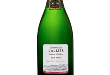 Champagne Lallier. Sélection parcellaire Les Sous