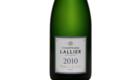 Champagne Lallier. Millésime grand cru