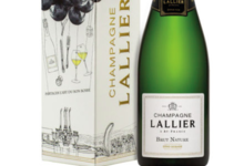 Champagne Lallier. Brut nature