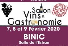 17e Vins et Gastronomie