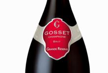 Champagne Gosset. Grande réserve brut