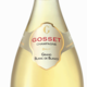 Champagne Gosset. Grand blanc de blancs brut