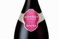 Champagne Gosset. Grand rosé brut