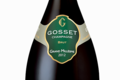 Champagne Gosset. Grand millésime brut