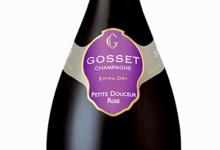 Champagne Gosset. Petite douceur rosé