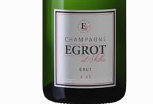 Champagne Egrot et Filles. Brut