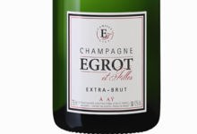 Champagne Egrot et Filles. Extra Brut