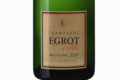 Champagne Egrot et Filles. Millésime