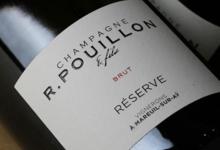 Champagne R. Pouillon Et Fils. Brut réserve
