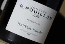 Champagne R. Pouillon Et Fils. Coteaux Champenois rouge