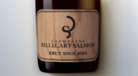 Champagne Billecart Salmon. Champagne brut sous bois