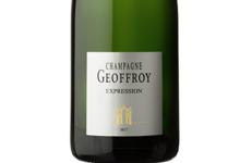 champagne Geoffroy. Expression brut