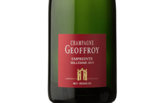 champagne Geoffroy. Empreinte brut