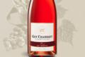 Champagne Guy Charbaut. Rosé brut premier cru