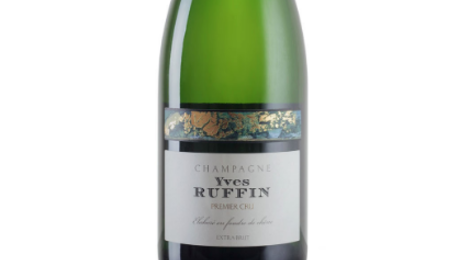 Champagne Yves Ruffin. Extra-brut premier cru