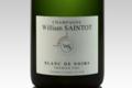 Champagne William Saintot. Cuvée blanc de noirs