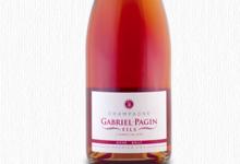 Champagne Gabriel Pagin Fils. Rosé premier cru