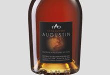 Champagne Augustin. Lune rousse