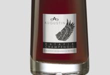 Champagne Augustin. Ratafia Champenois