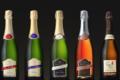 Champagne David Billiard. Brut rosé
