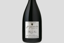 Champagne J.M. Gobillard et Fils. Brut blanc de noirs
