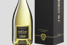 Champagne J.M. Gobillard et Fils. L'éloge du chardonnay