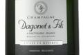 Champagne Dagonet & Fils. Cuvée de réserve