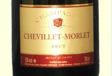 Champagne Chevillet-Morlet. Brut