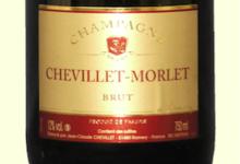 Champagne Chevillet-Morlet. Brut nature