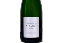 Champagne Allart et Fils. Champagne brut réserve