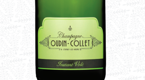 Champagne Oudin-Collet. instant volé