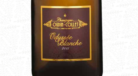 Champagne Oudin-Collet. Odyssée blanche