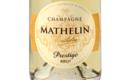 Champagne Mathelin. Prestige