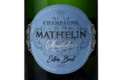 Champagne Mathelin. Extra brut