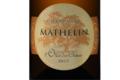 Champagne Mathelin. L'orée des chênes