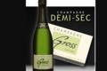 Champagne Gross. Demi-sec