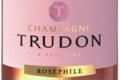 Champagne Trudon. Roséphile