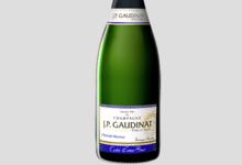 Champagne JP Gaudinat. Cuvée extra brut