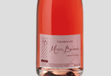 Champagne Munoz Bruneau. Brut rosé